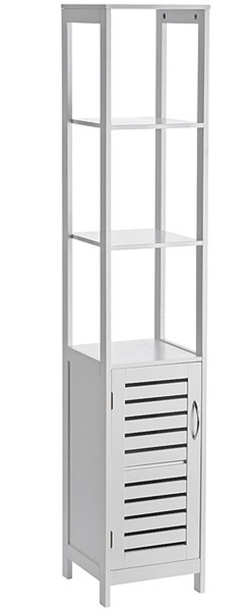 Vysoký koupelnový nábytek