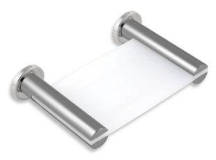 Mýdlenka do sprchy sklo a chrom