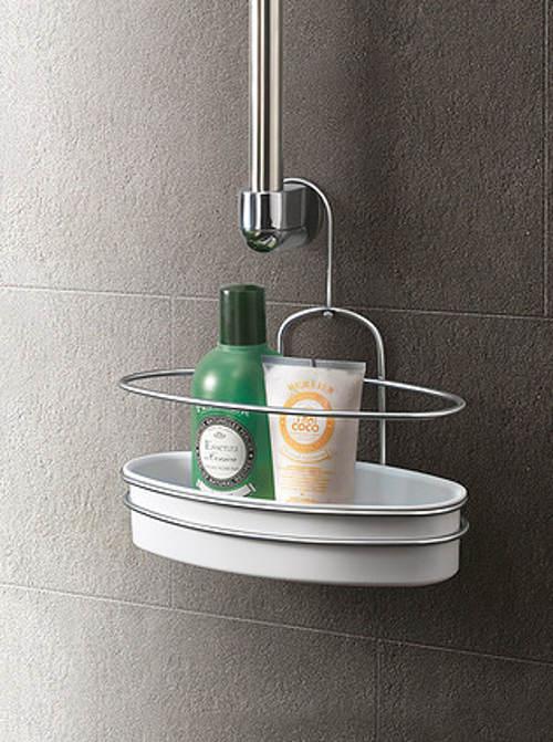 Závěsná polička do sprchového koutu