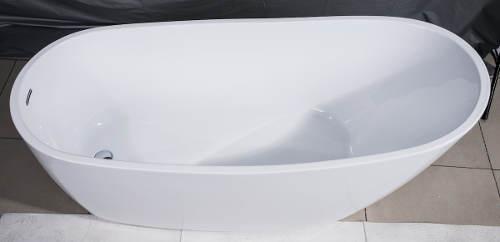 Akrylátová volně stojící vana