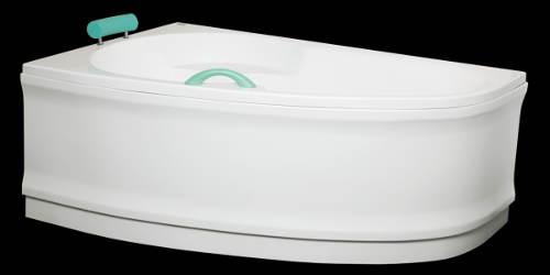 Dominanta koupelny vana Laguna Luiza