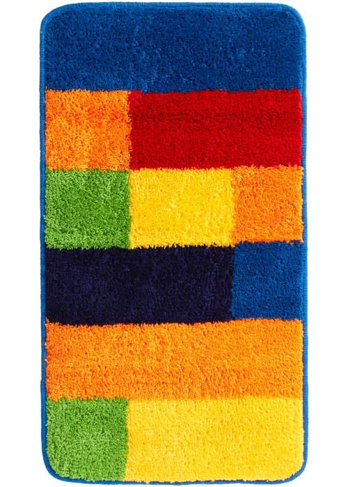 Koupelnová předložka barevné dlaždice