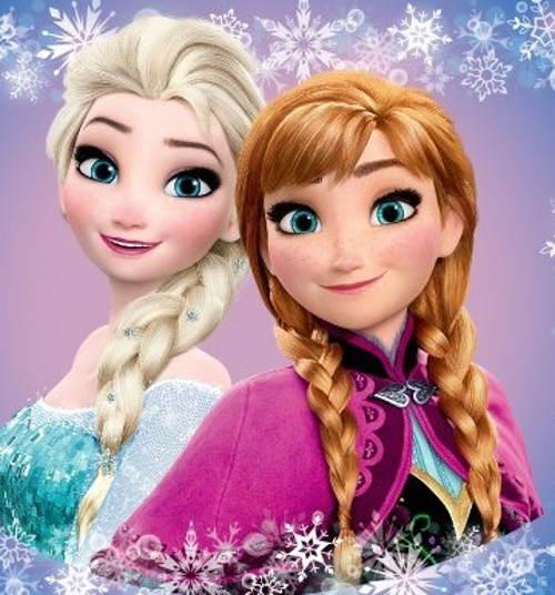 Koupelnová předložka Frozen