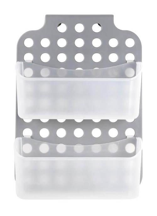 Plastová zavěsná polička do koupelny
