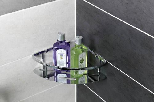 Polička do moderní koupelny