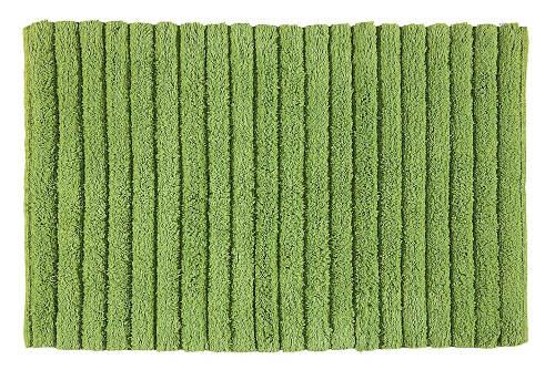 Zelená koupelnová předložka 50x80 cm