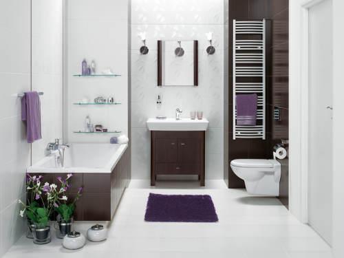 Koupelnová skříňka Cersanit Iryda