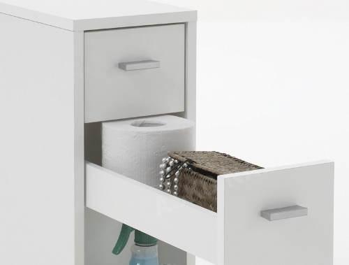 Koupelnová skříňka na toaletní papíry