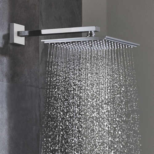 Velká čtvercová hlavová sprcha
