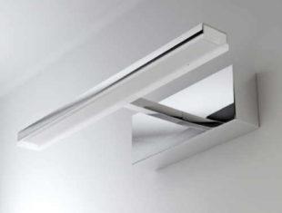 Koupelnové světlo nad zrcadlo Focco Esther 28 cm