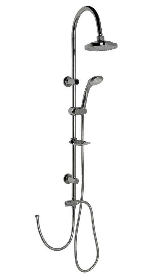 Retro sprchový sloup AQUALINE - ZIGA