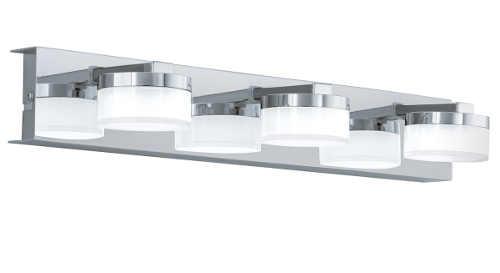 Designové koupelnové světelné svítidlo nad zrcadlo