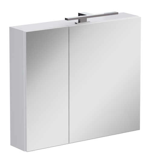 Koupelnová galerka s LED osvětlením
