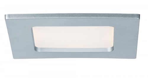 Vestavný hranatý LED panel do koupelny