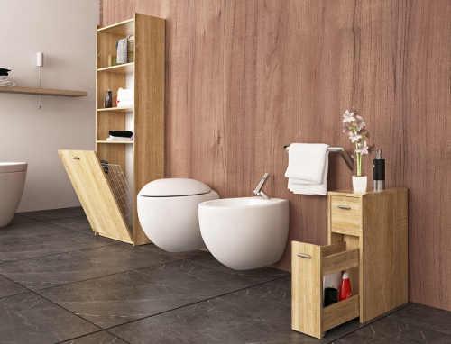 Koupelnový nábytek dub sonoma