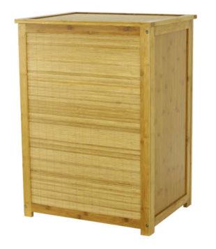 Komorový bambusový koš na prádlo