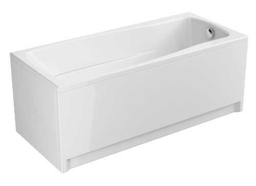 Obdélníková koupelnová vana délka 160 cm