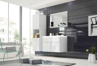 Moderní koupelnová sestava