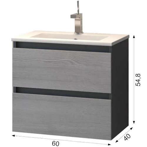 Moderní set - skříňka s umyvadlem