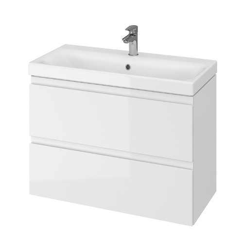 Koupelnový set - skříňka a umyvadlo