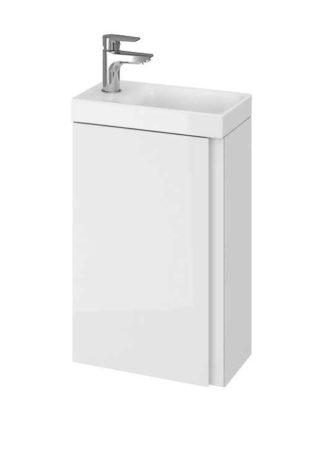 Praktický koupelnový set - umyvadlo se skříňkou