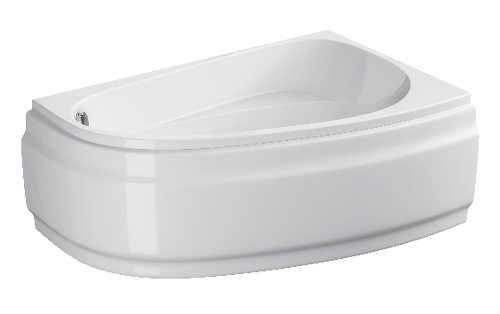 kvalitní stylová vana v provedení pravá