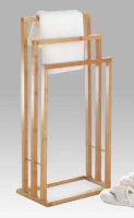Bambusový stojan na ručníky Autronic DR-039