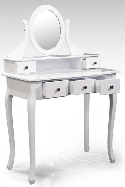 Toaletní stolek jako na zámku