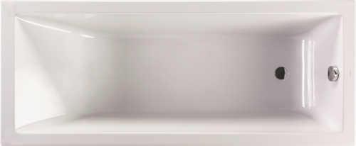 Klasická obdélníková vana z akrylátu