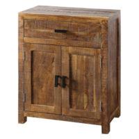 Koupelnová komoda z akáciového dřeva