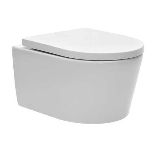 Závěsné WC s úsporným systémem splachování