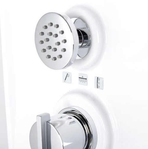 luk termostatický sprchový panel