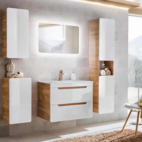 skříňka koupelnová v moderním provedení