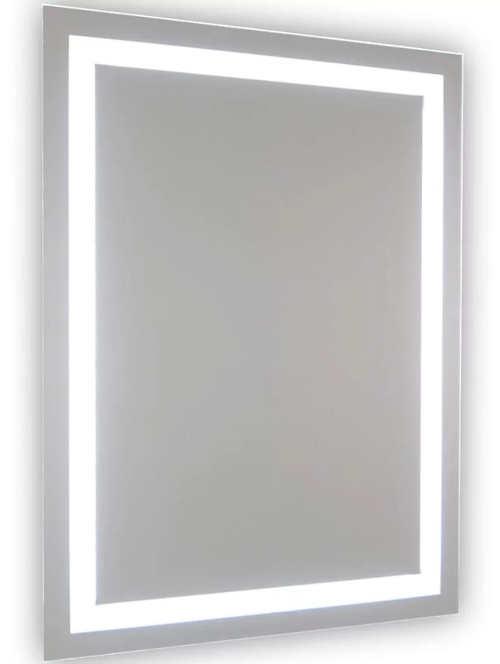 Koupelnové zrcadlo Baumax se zabudovaným LED osvětlením