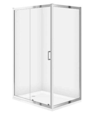 Obdélníkový sprchový kout