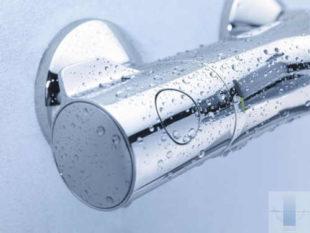 Termostatická nástěnná sprchová baterie