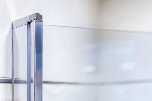 moderní sprchový kout čtverec