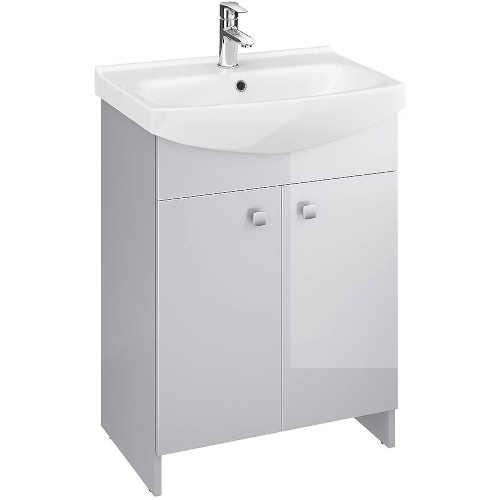 Koupelnová skříňka s umyvadlem