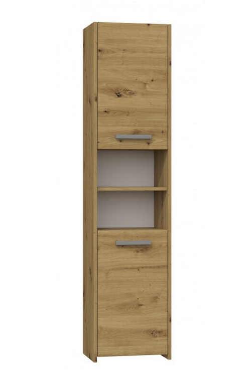 Koupelnová skříňka v dekoru dub artisan