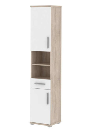 Vysoká skříňka do koupelny