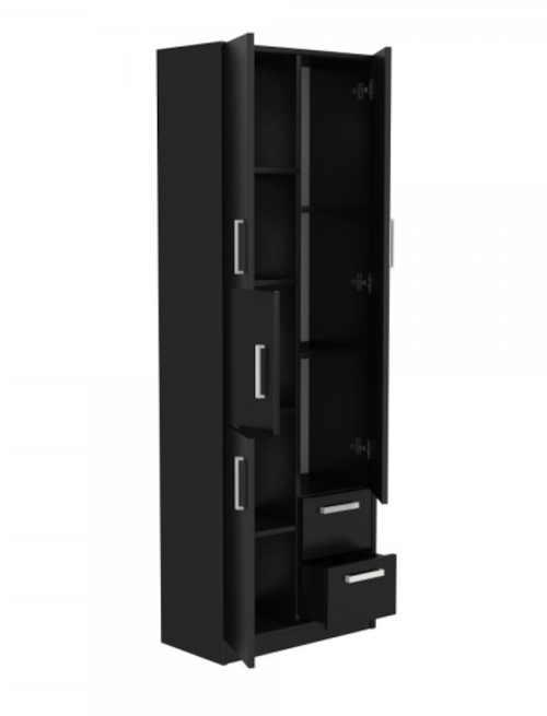 praktická skříňka do koupelny
